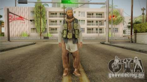 Medal Of Honor 2010 Taliban Skin v5 для GTA San Andreas второй скриншот