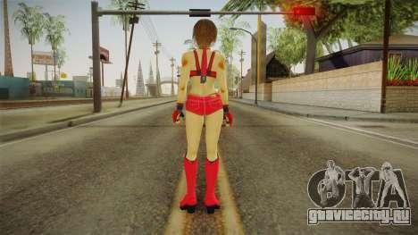 Reiko Skin для GTA San Andreas третий скриншот