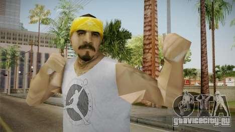 New Vagos Skin v6 для GTA San Andreas