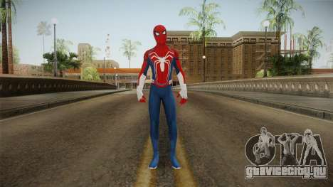 Marvel Spider-Man 2018 для GTA San Andreas второй скриншот