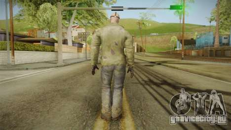 Mortal Kombat X - Jason Voorhees для GTA San Andreas третий скриншот
