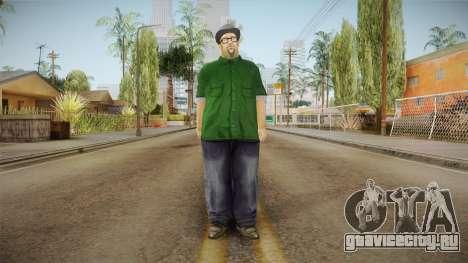 New Big Smoke v1 для GTA San Andreas второй скриншот