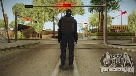 GTA Online: Black Army Skin v2 для GTA San Andreas третий скриншот
