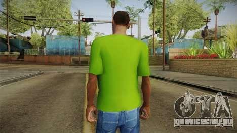 GTA 5 Special T-Shirt v12 для GTA San Andreas второй скриншот