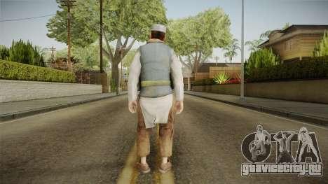 Medal Of Honor 2010 Taliban Skin v5 для GTA San Andreas третий скриншот