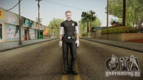 Mirror Edge Cop Patrol v1 для GTA San Andreas второй скриншот