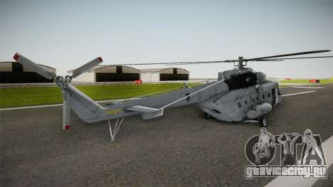 Mil Mi-171sh Croatian Air Force для GTA San Andreas