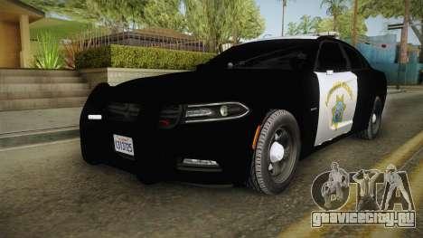 Dodge Charger CHP 2015 для GTA San Andreas