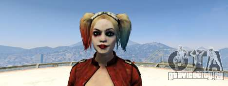 Harley Quinn from Injustice 2 для GTA 5