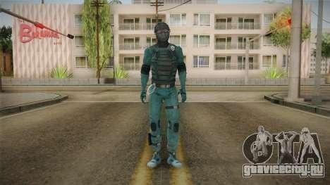 Mirror Edge Cop Pursuit для GTA San Andreas второй скриншот