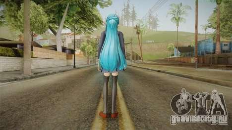 Sword Art Online - Yuuki Asuna v1 для GTA San Andreas третий скриншот
