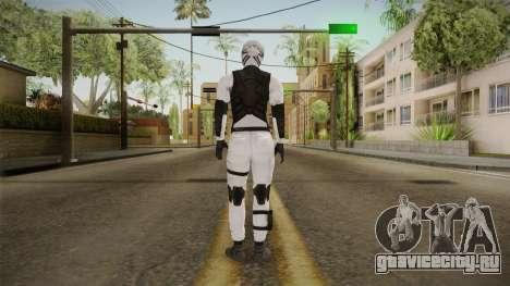 Mirror Edge Cop Pursuit Female для GTA San Andreas третий скриншот