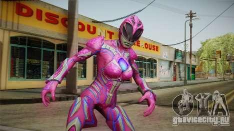 Pink Ranger Skin для GTA San Andreas