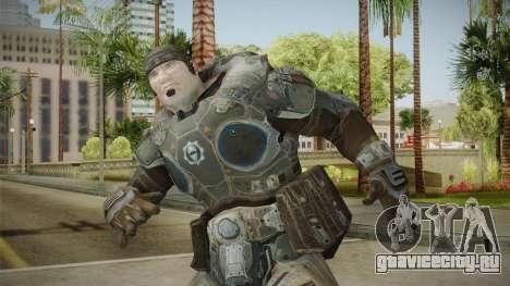 Marcus Fenix Skin v2 для GTA San Andreas