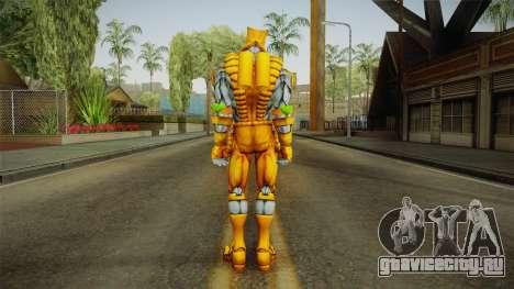 JJBA Eyes of Heaven The World для GTA San Andreas третий скриншот