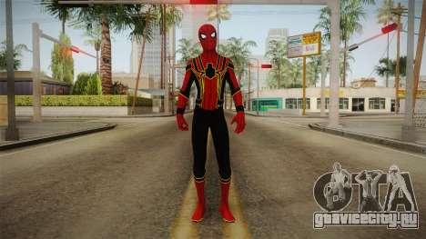 Spider-Man: Homecoming - Iron Spider для GTA San Andreas второй скриншот