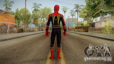 Spider-Man: Homecoming - Iron Spider для GTA San Andreas третий скриншот