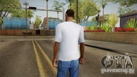 GTA 5 Special T-Shirt v9 для GTA San Andreas второй скриншот