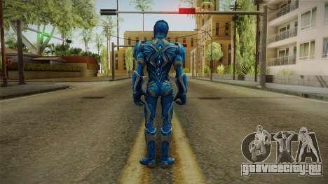 Blue Ranger Skin для GTA San Andreas третий скриншот