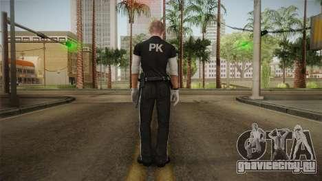 Mirror Edge Cop Patrol v1 для GTA San Andreas третий скриншот