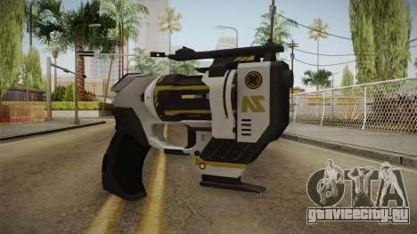 Planetside 2 - NS-357 Underboss для GTA San Andreas