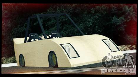 Nissan 180SX Plank для GTA San Andreas