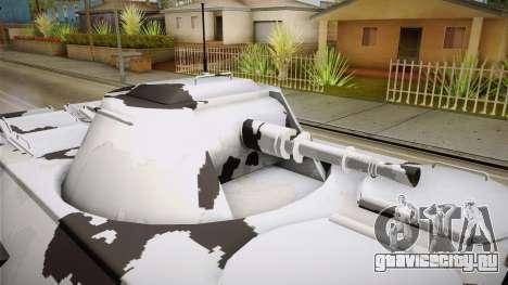 APC GTA 5 DLC GunRunning - Normal Turret для GTA San Andreas вид изнутри