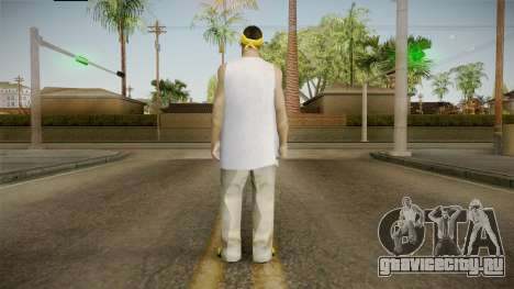 New Vagos Skin v6 для GTA San Andreas третий скриншот