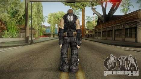 Clayton Carmine without Helmet для GTA San Andreas третий скриншот