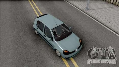 Renault Clio SFD для GTA San Andreas