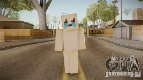 The Binding Of Isaac Skin - Minecraft Version для GTA San Andreas второй скриншот