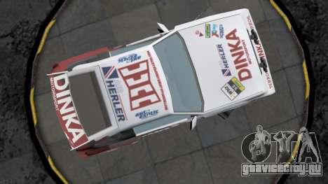 Dinka Blista Compact Rally Edition для GTA San Andreas вид изнутри