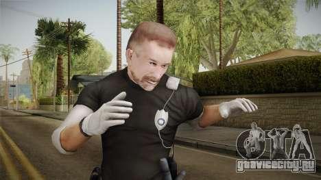 Mirror Edge Cop Patrol v1 для GTA San Andreas