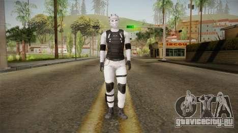 Mirror Edge Cop Pursuit Female для GTA San Andreas второй скриншот