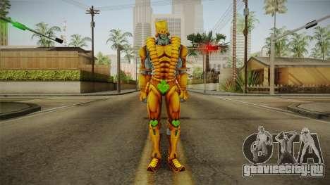 JJBA Eyes of Heaven The World для GTA San Andreas второй скриншот