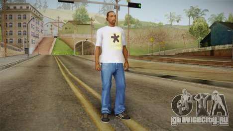 GTA 5 Special T-Shirt v1 для GTA San Andreas третий скриншот