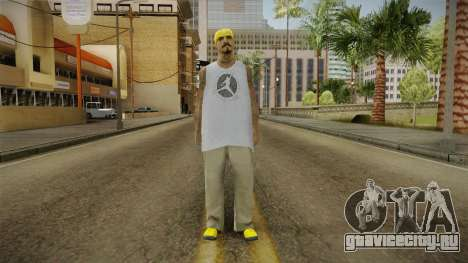 New Vagos Skin v6 для GTA San Andreas второй скриншот