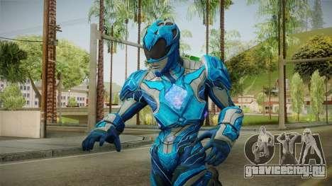 Blue Ranger Skin для GTA San Andreas