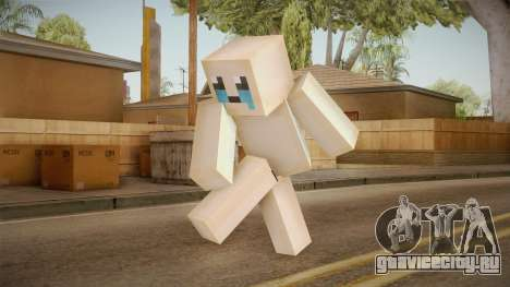 The Binding Of Isaac Skin - Minecraft Version для GTA San Andreas