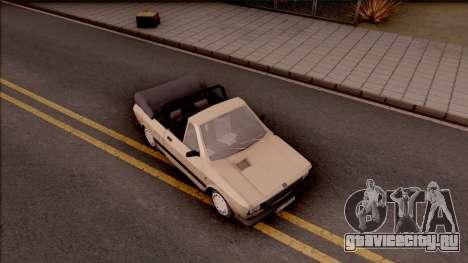 Yugo Koral 45 Kabrio для GTA San Andreas вид справа