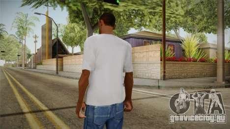 GTA 5 Special T-Shirt v1 для GTA San Andreas второй скриншот