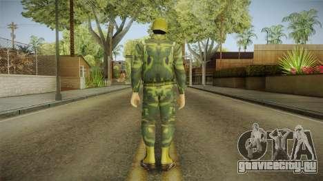 Army of the Republic of Vietnam для GTA San Andreas третий скриншот