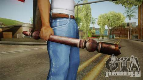 Silent Hill Downpour - Fence SH DP для GTA San Andreas
