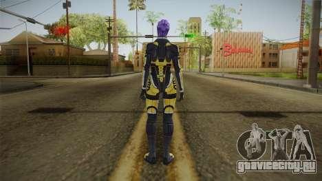 Mass Effect 2 Capitan Enyala для GTA San Andreas третий скриншот