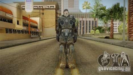 Marcus Fenix Skin v2 для GTA San Andreas второй скриншот