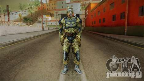 Скин Свободовца v2 для GTA San Andreas второй скриншот