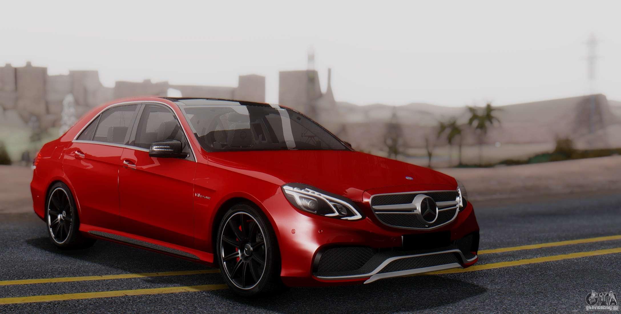 MercedesBenz Ng для GTA San Andreas