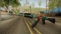 CS: GO AK-47 Aquamarine Revenge Skin