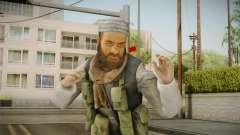 Medal Of Honor 2010 Taliban Skin v5 для GTA San Andreas