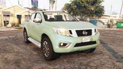 Nissan Frontier (D23) 2017 [replace]